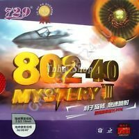 Накладка Friendship 802-40 Mystery III (красная, 2.2)