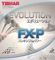 Накладка Tibhar EVOLUTION FX-P  (красная, 1.9)