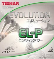 Накладка Tibhar EVOLUTION EL-P  (красная, 1.9)