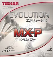 Накладка Tibhar EVOLUTION MX-P  (красная, 1.9)